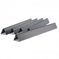Lot de 5 barres Flavorizer en acier émaillé pour Weber Genesis II séries 300