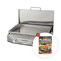 Plancha à gaz Campingaz Master Plancha EX 100% Inox