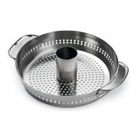Support de cuisson poulet Weber pour Gourmet BBQ System