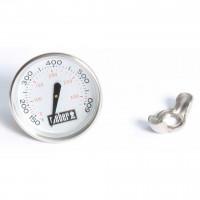 Thermomètre + écrou pour barbecues Weber