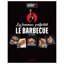 Livre de recettes Les hommes préfèrent le barbecue