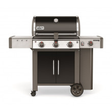 Barbecue Weber Genesis II LX S-340 GBS Inox avec portes