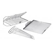 Kit d'accessoires pour cuisson de poisson et légumes Napoléon
