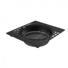Adaptateur charbon de bois Culinary Modular pour barbecues Campingaz