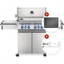 Barbecue à gaz Prestige Napoléon PRESTIGE PRO 500 2020