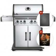 Barbecue à gaz Napoleon ROGUE 525 SIB Édition Spéciale