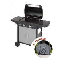 Barbecue 2 Series Classic LX Plus Vario Campingaz + housse