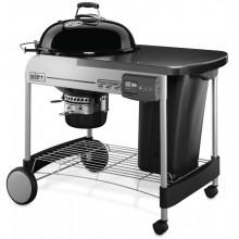 Barbecue à charbon Weber Performer Deluxe Gourmet Ø 57 cm GBS Noir