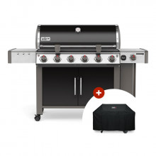 Barbecue Weber Genesis 2 LX E-640 GBS avec Housse
