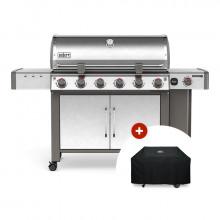 Barbecue Weber Genesis 2 LX S-640 GBS Inox-