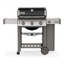 Barbecue à gaz Weber Genesis 2 E-310 Black avec Plancha
