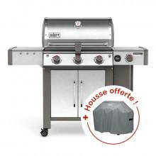 Barbecue Weber Genesis 2 LX S-340 GBS Inox