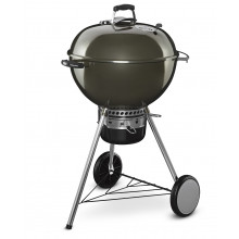 Barbecue à charbon Weber Master-Touch GBS ø 57 cm Gris