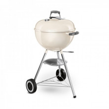 Barbecue Weber Original Kettle 47 cm Blanc