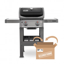 RECONDITIONNE Barbecue à gaz Weber Spirit 2 E-210 Black + Plancha