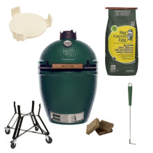 Barbecue céramique Big Green Egg SMALL - Pack Automne
