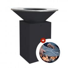 Brasero plancha OFYR Classic 100 Noir