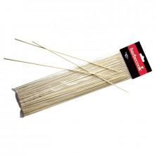 Sachet de 100 pics à brochettes en bambou Barbecook