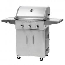 Barbecue à gaz Cadac avec réchaud latéral