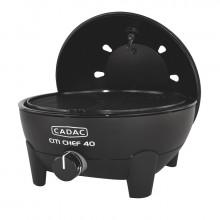 Barbecue à gaz spécial camping Cadac Citi Chef 40 Noir