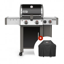 Pack Barbecue Weber Genesis II LX E-240 GBS + Housse