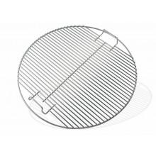 Grille de cuisson chromée pour barbecue charbon Weber 57 cm