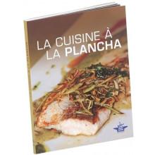 Livre de recettes la Cuisine à la Plancha par Forge Adour