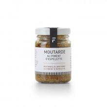 Moutarde aux Piments d'Espelette Forge Adour