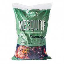 Pellets pour barbecue Traeger (5 saveurs au choix) - 9kg-Mesquite