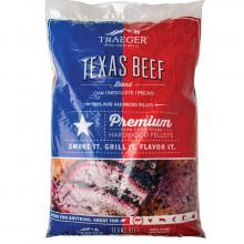 Pellets pour barbecue Traeger (5 saveurs au choix) - 9kg-Texas Beef