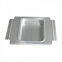 Support barquette aluminium pour Q séries 200, 2000, 300 et 3000