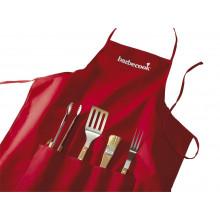 Set tablier et accessoires pour barbecue Barbecook
