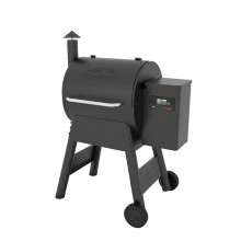 Barbecue à pellets Traeger PRO 575 - noir