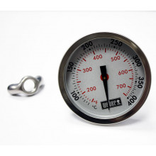 Thermomètre + écrou pour Barbecue Weber Genesis 2