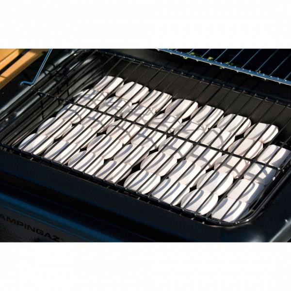 40 Briquettes en céramique Campingaz