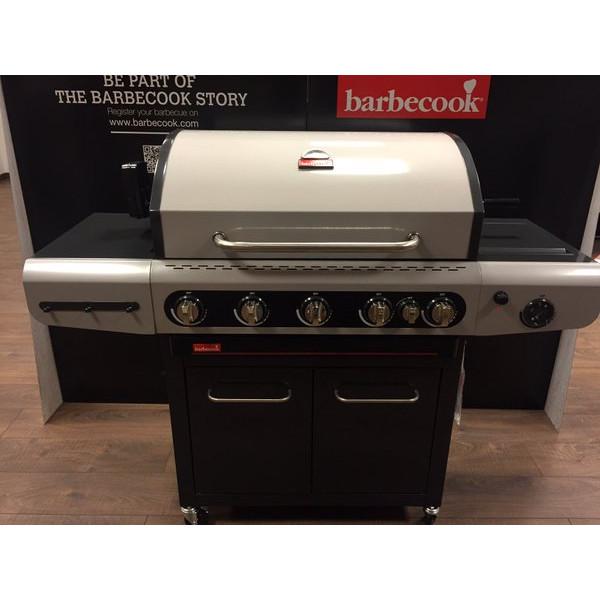 barbecue gaz 5 feux barbecook siesta 612. Black Bedroom Furniture Sets. Home Design Ideas