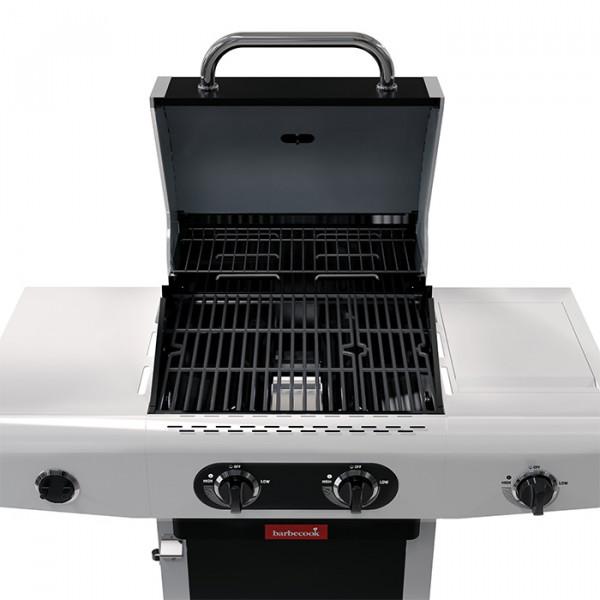 Barbecue à gaz Barbecook SIESTA 210 Black Edition