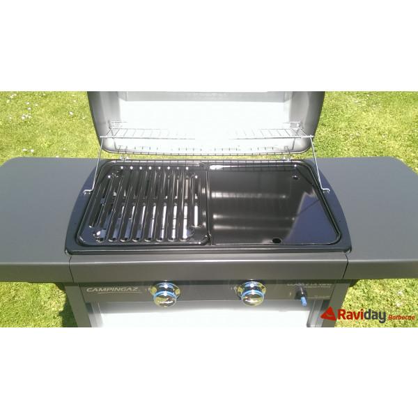 Barbecue à gaz Campingaz Class 2 LX Vario 2 brûleurs
