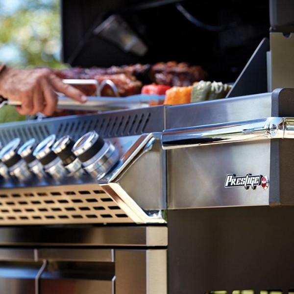 Barbecue à gaz Napoleon PRESTIGE PRO 665 Inox