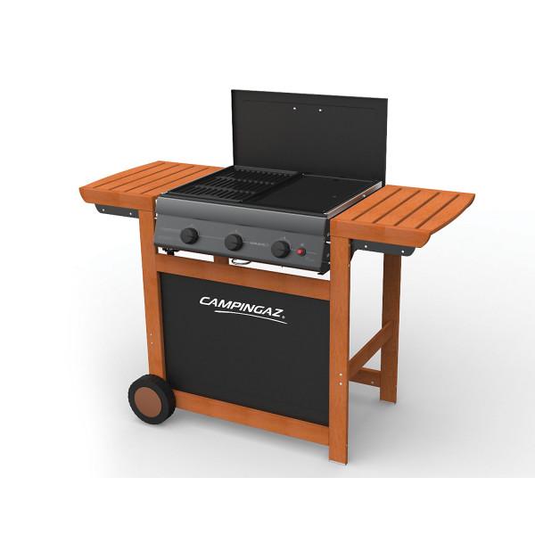 Barbecue à gaz Campingaz Adelaïde 3 Woody
