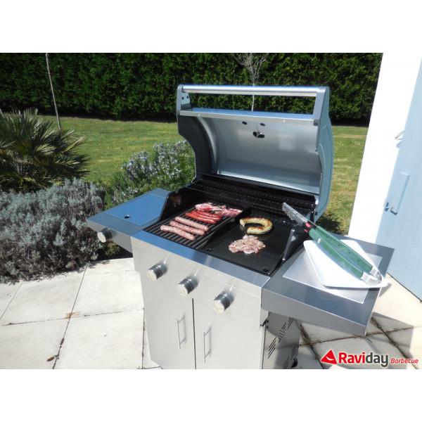 Set de 4 ustensiles pour barbecue Coleman