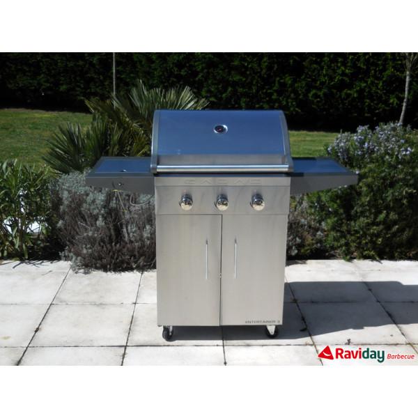 Barbecue à gaz 3 brûleurs Cadac Entertainer 3