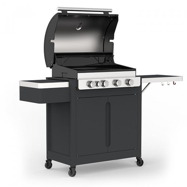 Barbecue à gaz 4 feux Barbecook Stella 4311