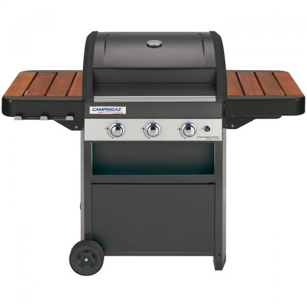 Barbecue à gaz Campingaz 3 Series Classic WLD + plaque plancha offerte