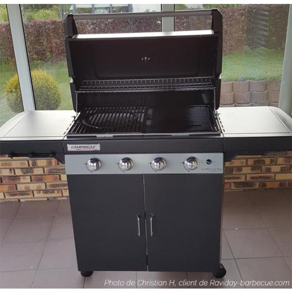 Photo Client du Barbecue à gaz Campingaz CLASS 4 LD PLUS