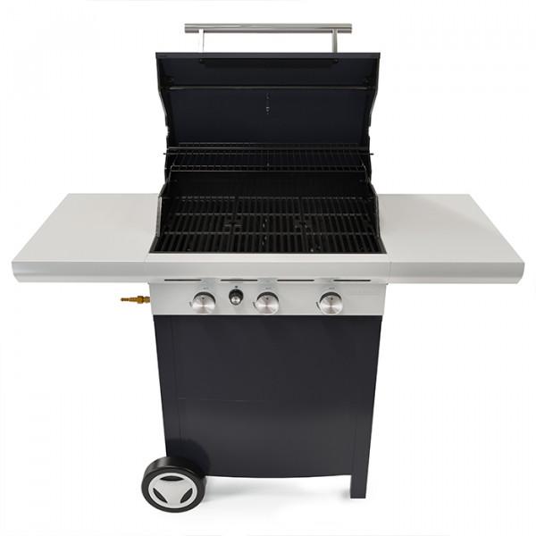 Barbecue à gaz 3 feux Barbecook Spring 3002