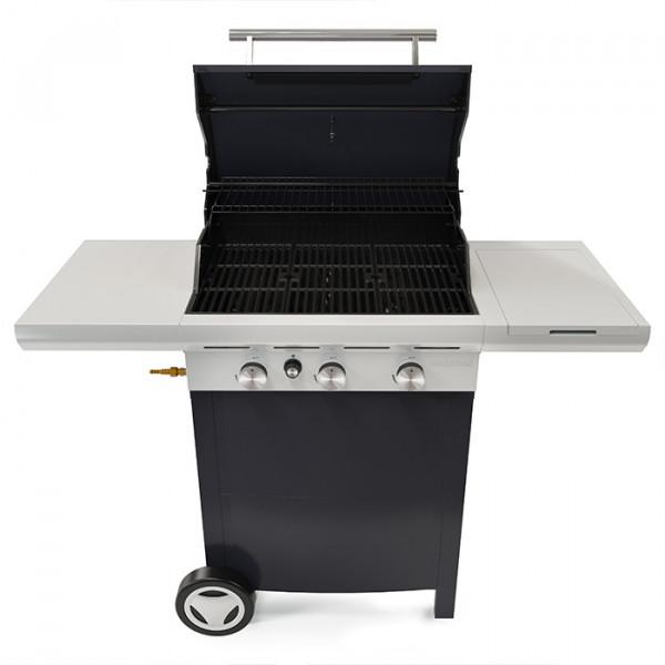 Barbecue à gaz 3 feux Barbecook Spring 3102