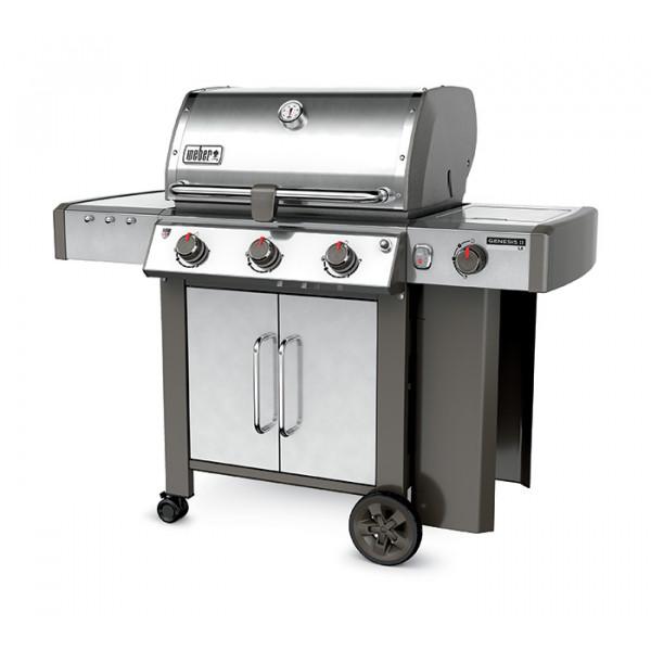 Barbecue Weber Genesis II LX S-340 GBS Inox - 2