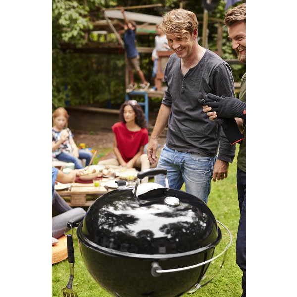 barbecue weber master touch gbs 57cm noir. Black Bedroom Furniture Sets. Home Design Ideas