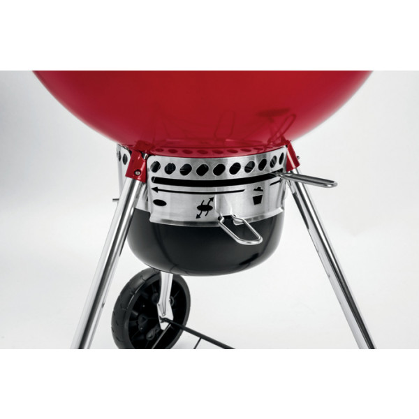 Vide centre Barbecue Weber Master-Touch